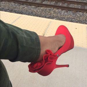 bebe Shoes - Bebe Naomi Heels