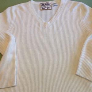 Cream color sweater