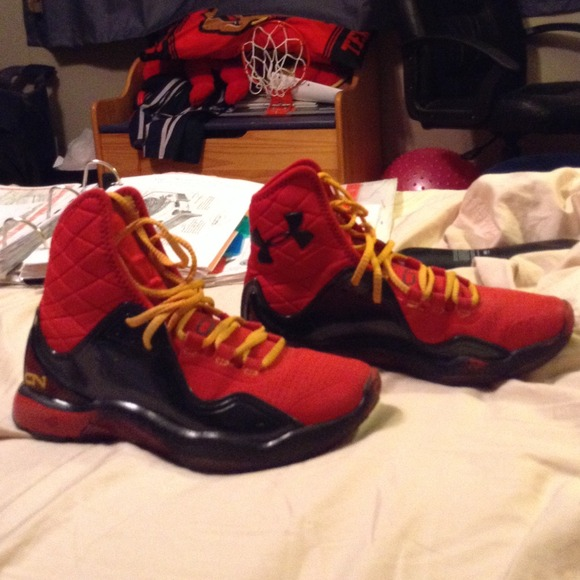 Under Armour Shoes - Cam newtons