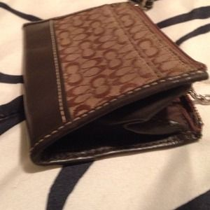 Coach Accessories - Coach small wallet/ change purse- authentic!