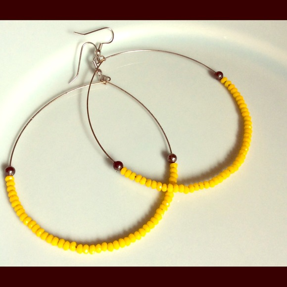 Letset Us Beautify Themselves With Earrings