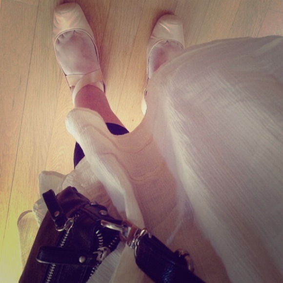 Jessica Simpson Mandalaye Ballet Flats