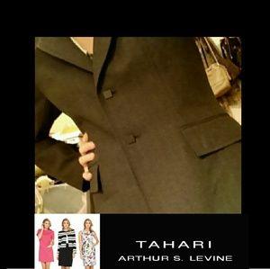 Tahari Arthur S. Levine Suit jacket blazer