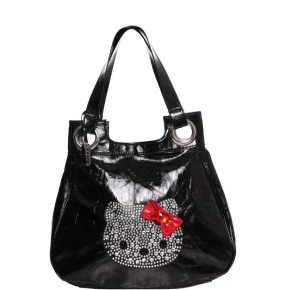 8ab8a8dcf Hello Kitty Bags | Black Friday Sale Black Purse | Poshmark