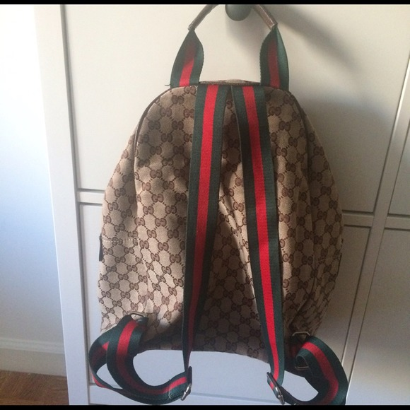 Gucci Backpack Tumblr