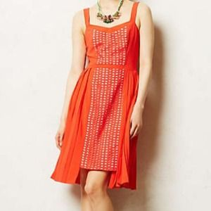 Anthropologie Vessel Timo Weiland Dress