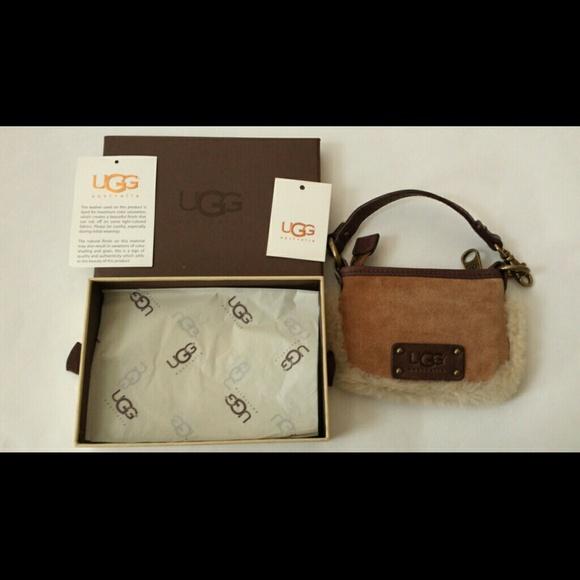 ugg coin purse