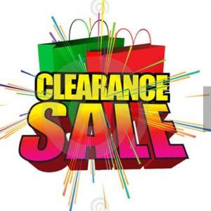 Other - Clearance summer BOGO all summer items