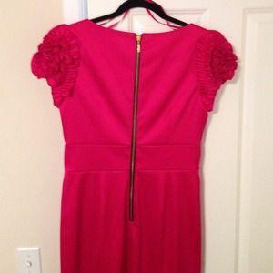 Eliza J  dress. Magenta size 8