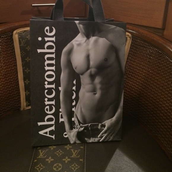 Abercrombie & Fitch - Abercrombie & Fitch shopping bag from ...
