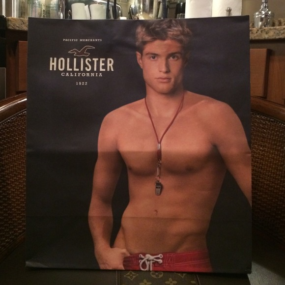 Hollister - Hollister shopping bag from Erika's closet on Poshmark