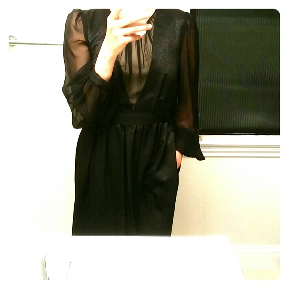 3.1 Phillip Lim Dresses & Skirts - Gorgeous Philip Lim wool & silk dress!