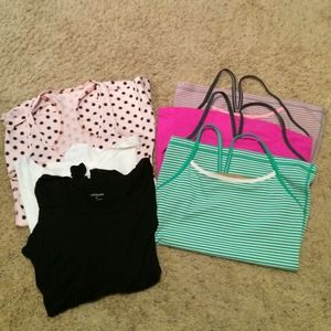lululemon athletica Tops - Bundle lululemon &express 6 tops