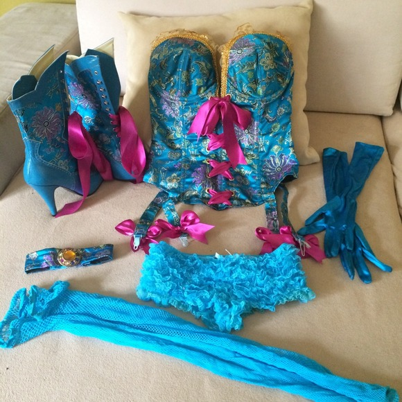Trashy Lingerie Costume