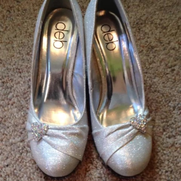 67 deb shoes sparkly heels from keirsten s closet