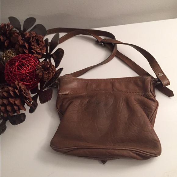 Burberry - ❗️Sale❗️Burberry leather crossbody bag from ...