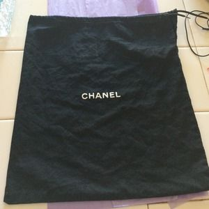 Accessories - Chanel dust bag