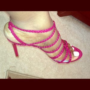 AUTHENTIC  Valentino Strappy Shoes