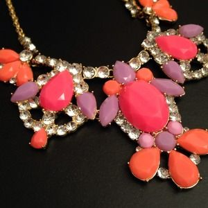 37cc07760 Sally's Closet Jewelry | Statement Necklace New And Trendy | Poshmark