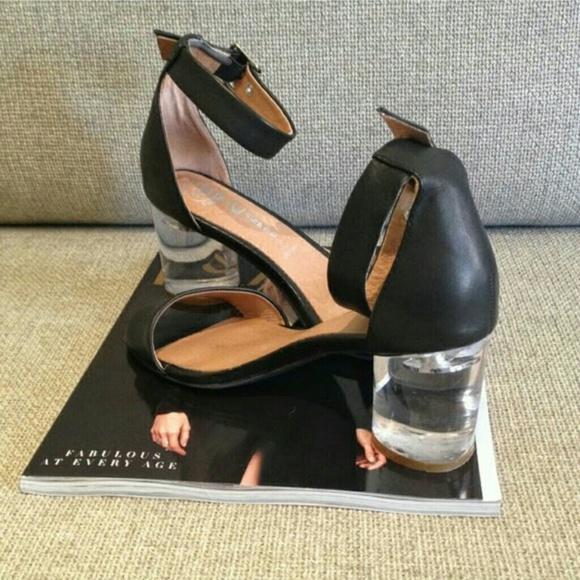 Jeffrey Campbell Shoes - Jeffrey Campbell Lucite Heels