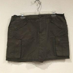 Blank NYC Dresses & Skirts - Blank NYC cargo mini