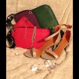 Handbags - FASHION CLUTCH BAGS