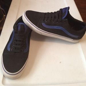 Vans Shoes - The Devil Wears Prada Vans
