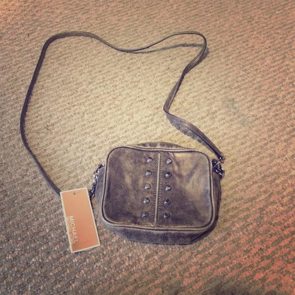 af293f7785c220 MICHAEL Michael Kors Bags | Uptown Astor Crossbody Nickel | Poshmark