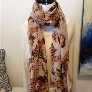 Accessories - Printed scarf from Nordstrom