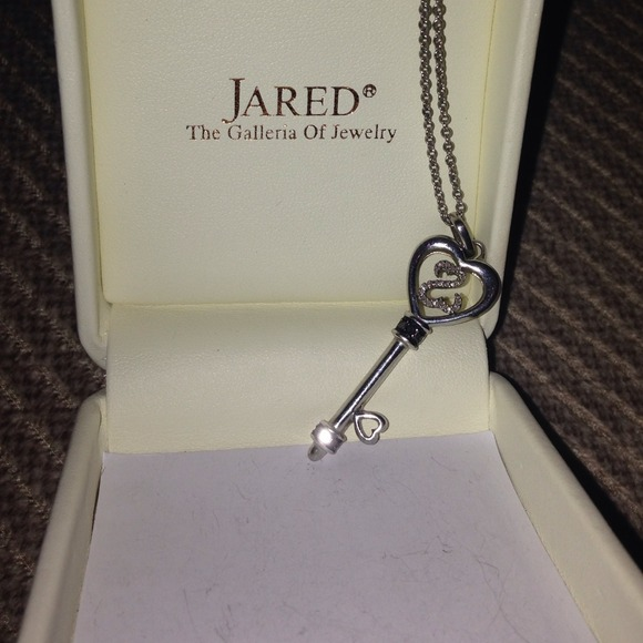67 off Jared Jewelry jared open heart collection necklace from