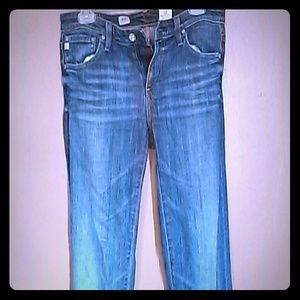 Ag jeans med wash the stilt skinny