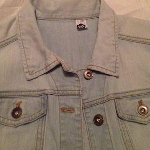 bp Jackets & Coats - Light wash Jean Jacket
