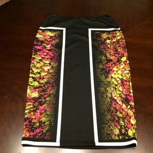 Laser skirt