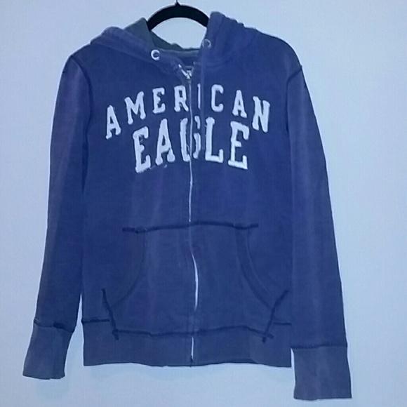 American eagle boy hoodie