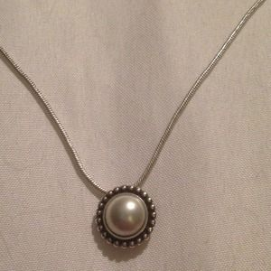 Brighton Jewelry - Stunning SS Brighton necklace ❤️