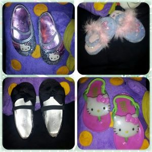 BUNDLE GIRLS TODDLERS SHOES