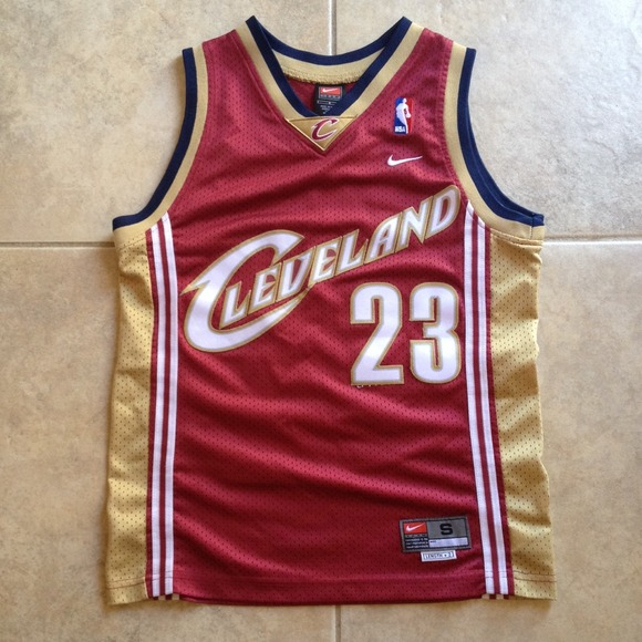 finest selection 92833 0f97a Lebron James Cleveland Cavaliers Nike Jersey