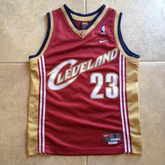 finest selection 8e7c4 d5890 Lebron James Cleveland Cavaliers Nike Jersey