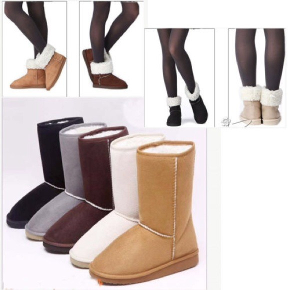 2014 Women Winter Warm Snow Boots Shoes SIZES 5-9 7 from Oksana's ...
