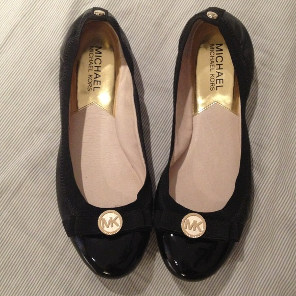 Michael Kors Shoes Dixie Ballet Flats Poshmark