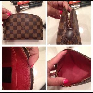 Louis Vuitton Accessories - Authentic LV Ebene Cosmetic pouch.