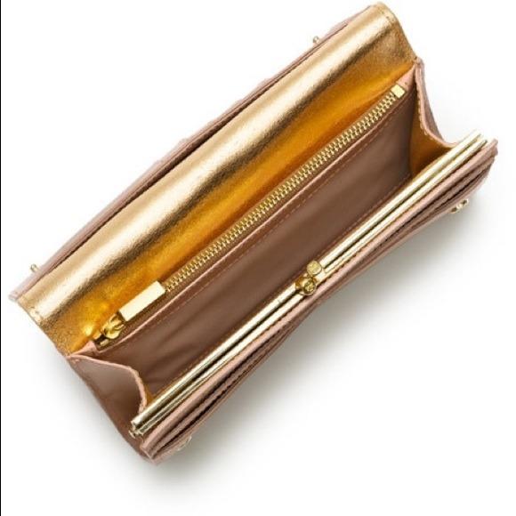 Robinson Frame Wallet Frame Wallet Tory Burch