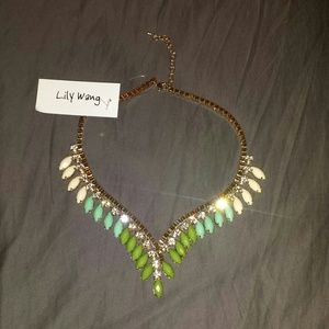 Lily Wang Jewelry - NWT Necklace