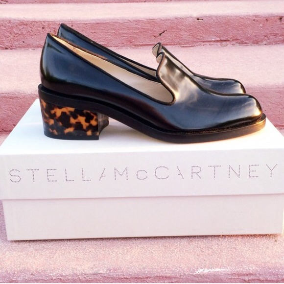 premium selection 7012e 7d528 1 DAY SALE❗️Stella McCartney Tortoise Loafers