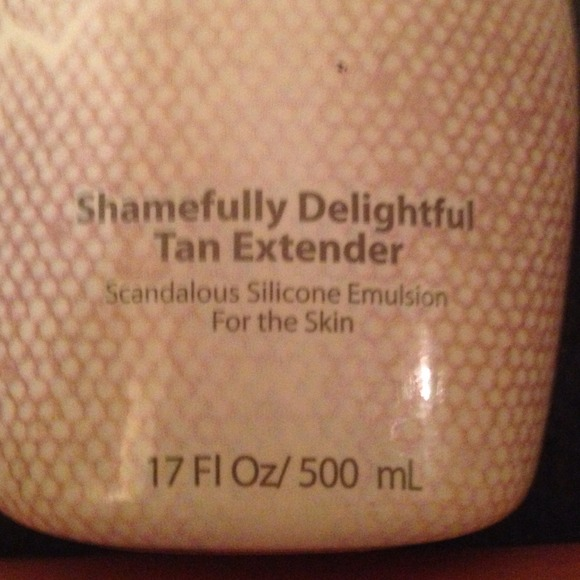 Sinfully soft expression by blend Other - Sinfully soft profession tan extender