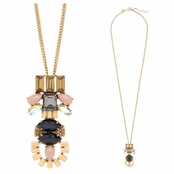 J crew jewelry jcrew modernism pendant necklace poshmark jew modernism pendant necklace aloadofball Gallery