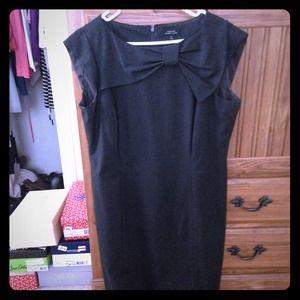 Grey Tahari Stretch dress!!!!! Mint condition!