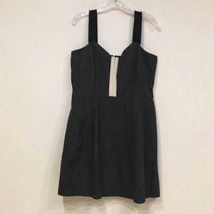 Jcrew gray dress