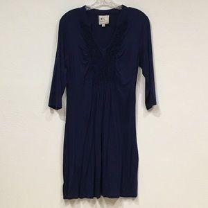 Pink Rose Dresses & Skirts - Blue dress