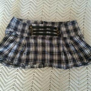 Dresses & Skirts - Plaid school girl skirt